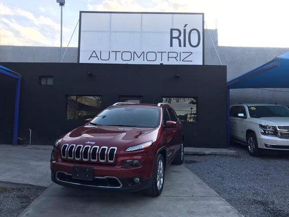 Jeep Cherokee Limited 4x2 2015
