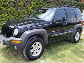 Jeep Liberty Sport 4x4 At 2002