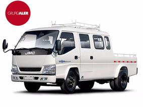 Camion Jmc Workshop Cap 8 P Precio Leasing Grupo Aler