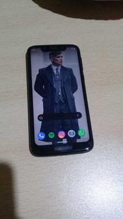 Motorola Moto G7 Play Indigo.
