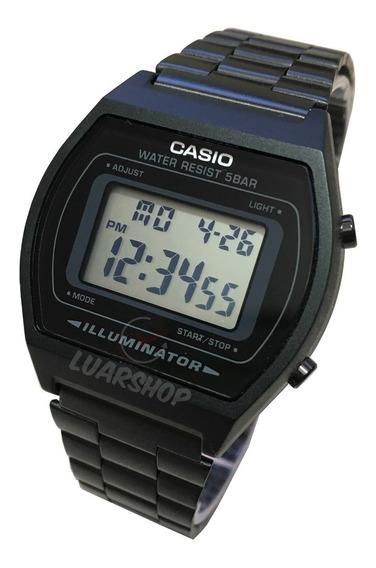 Relógio Casio Digital Vintage B640 Preto Original C Caixa Nf