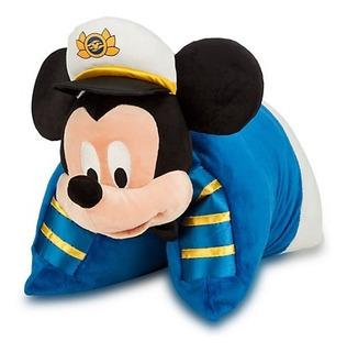 Disney Store Mickey Mouse Peluche Almohada Edicion Especial