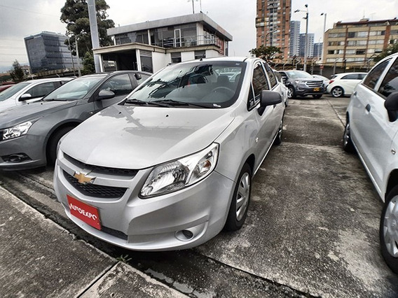Chevrolet Sail Ls Sedan Aa Mec 1,4 Gasolina