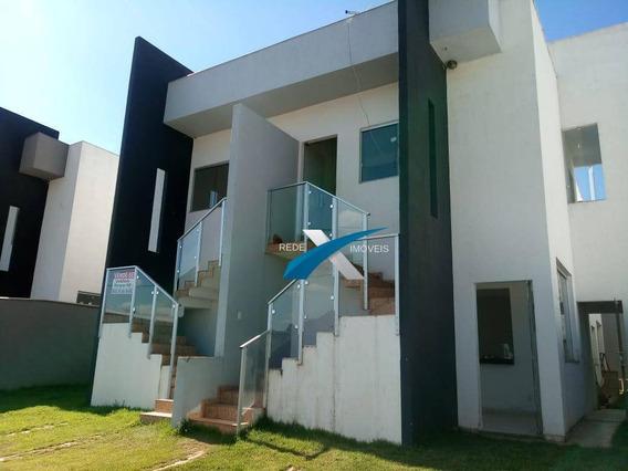 Casa À Venda 3 Quartos Mateus Leme/mg - Ca0679