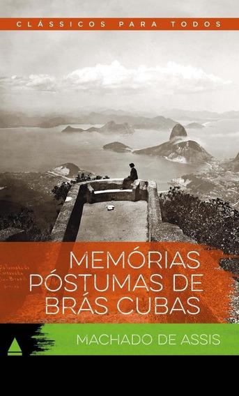 Memórias Póstumas De Brás Cubas - Col. Clássicos Para Todos