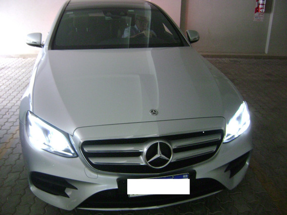 Mercedes-benz Clase E 3.0 E400 4 Matic Año 2018