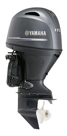 Motor De Popa Yamaha F115betl (inscrição Estadual Ou Rural)