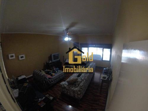 Casa Com 3 Dormitórios À Venda, 115 M² Por R$ 300.000,00 - Jardim Castelo Branco - Ribeirão Preto/sp - Ca0812