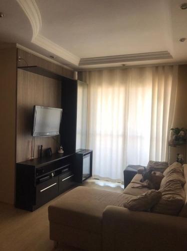 Imagem 1 de 21 de Apartamento Imperdível Em Interlagos - Ap16372