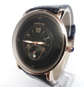 Elegantes Relojes Mont Blanc Para Caballero