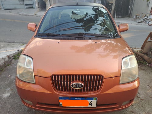Kia Picanto Ex 2006