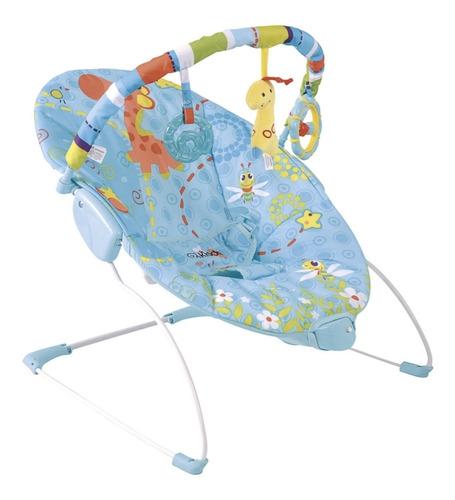 Imagem 1 de 3 de Cadeira De Descanso Joy Kiddo Vibratória Nova