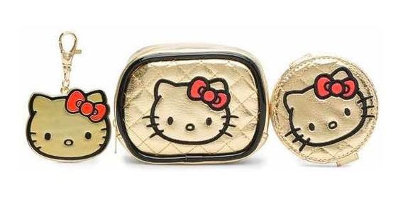 Hello Kitty Lindo Set De 3 Accesorios Sanrio Loungefly