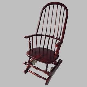 Cadeira De Balanço Com Molas