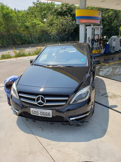 Mercedes B200 Turbo Blindada