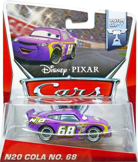 Disney Cars N20 Cola N° 68 Manny Flywheel Mattel Mcqueen