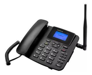 Telefone Celular Rural De Mesa Cf4202 Intelbras