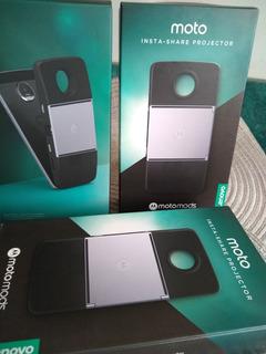 Moto Mods Proyector Motorola Nuevo Insta Share Envio Gratis