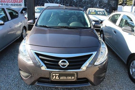 Nissan Versa S 1.6 - Carro Para Aplicativo 60x 1.149,00