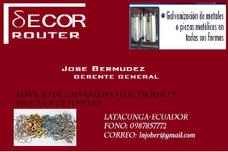 Galvanizado Electrolitico_pintura Electrostatica