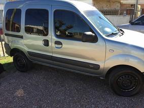 Renault Kangoo Camioneta Especial Para Paseo Y Trabajo .muy