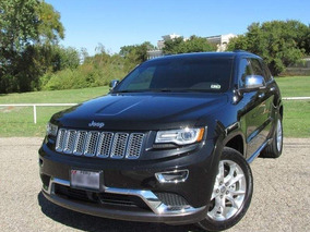 Jeep Grand Cherokee Summit 4x4 Modelo 2014 - Hemi V8 5.7l
