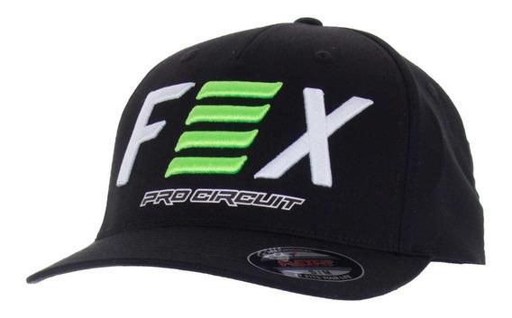 Gorra Fox Pro Circuit Snapback Hat 100% Original
