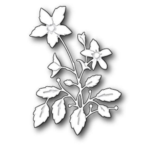 Suaje De Corte De Flor Lenora / Lenora Bloom