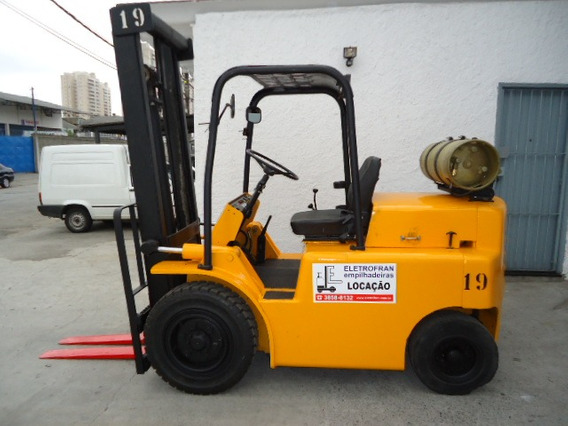 Empilhadeira Glp 2,5t Hyster