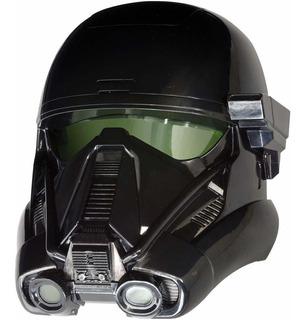 Star Wars Voice Changer Máscara Death Trooper