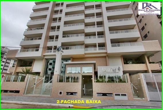 Apartamento 2 Dormitórios Para Venda Em Praia Grande, Ocian, 2 Dormitórios, 1 Suíte, 1 Banheiro, 1 Vaga - Ap00008_1-1058763