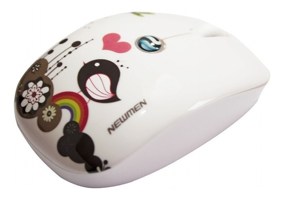 Mouse Óptico Wireless - Frete Grátis Estado Sp