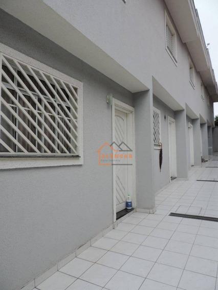Sobrado Com 2 Dormitórios À Venda Por R$ 320.000,00 - Vila Nova Savoia - São Paulo/sp - So0182