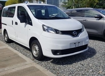 Nissan Vanette Japonesa