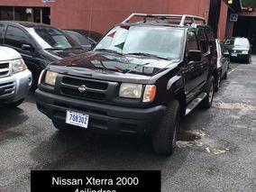 Nissan X-terra 2000