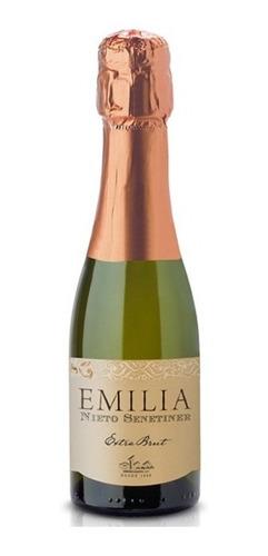 Champagne Emilia Nieto Senetiner Extra Brut X187cc