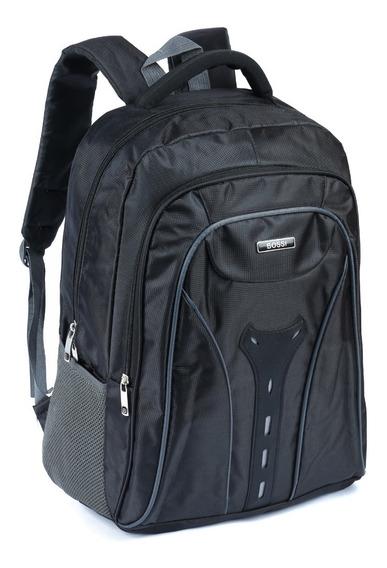 Mochila Porta Notebook Hombre Travel Resistente Urbana Premium Calidad Superior