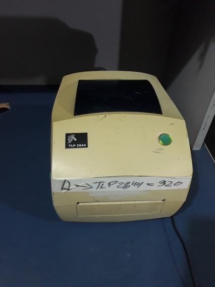 Impressora Código De Barra Zebra