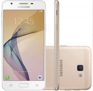 Sansung Galaxy J7 Prime 32gb Dourado 3gb Ram-vitrine +brinde