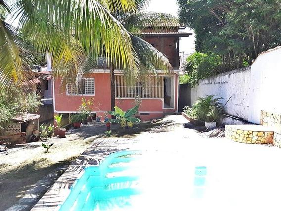 Casa Em Jardim Fluminense, São Gonçalo/rj De 276m² 2 Quartos À Venda Por R$ 430.000,00 - Ca214401