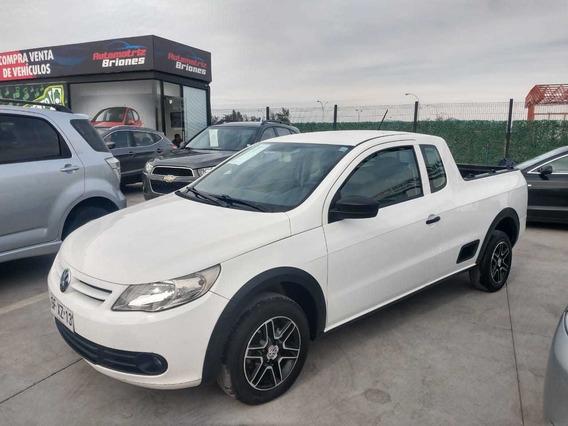Volkswagen Saveiro 1.6 Full Año 2014
