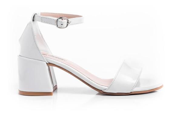 Sandalias Zapatos Mujer Elegantes Taco Bajo Fiesta Cómodas
