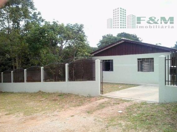 Casa Residencial À Venda, Loteamento Dos Cordeiros, Contenda. - Ca0075