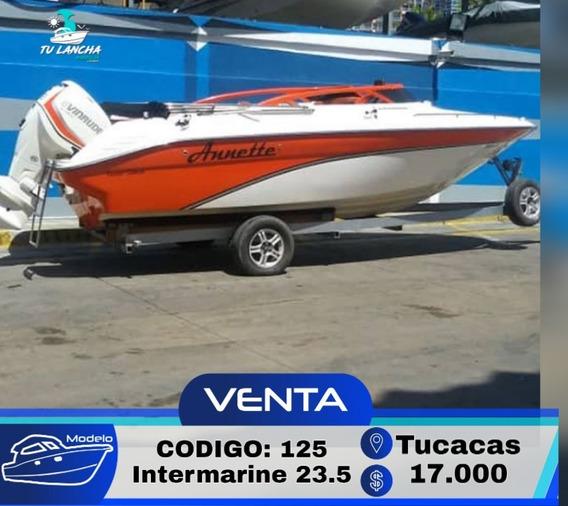 Lancha Intermarine State 23.5