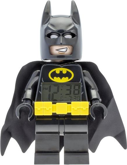 Reloj Despertador Lego Batman Movie
