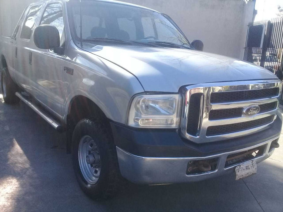 Ford F-100 Xlt Cummins 3.9 Doble Cabina 4x4 2008 Excelente