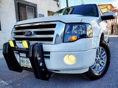 Ford Expedition 5.4 Limited Piel V8 4x2 At 2009