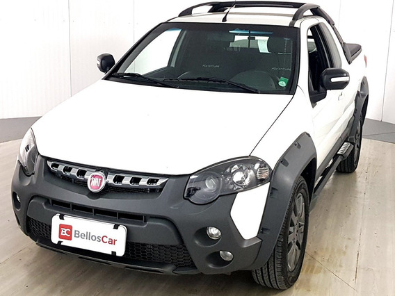 Fiat Strada 1.8 Mpi Adventure Ce 16v Flex 2p Manual 2017...