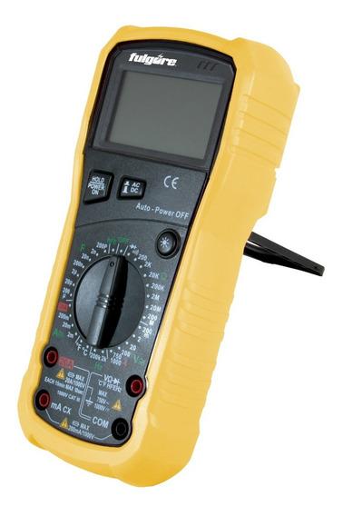 Multimetro Digital Profesional Fu1248 Fulgore