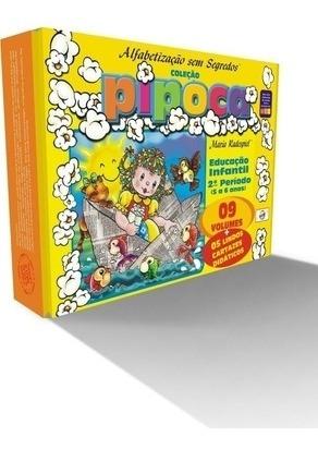 Coleção Pipoca Educação Infantil De 5 A 6 Anos